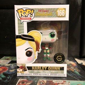 Harley Quinn My Geek Box Exclusive funko pop.